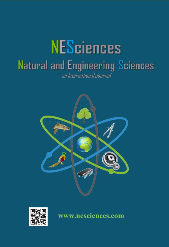 International Journal of Natural and Engineering Sciences